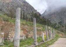 delphi Royaltyfri Foto