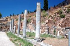 Delphi Royalty-vrije Stock Afbeelding