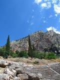 Delphi Royalty-vrije Stock Fotografie
