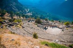 Delphi Stockfotos