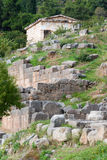 Delphi Royalty Free Stock Photos