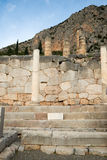 Delphi Royalty Free Stock Photos