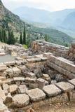 Delphi Royalty Free Stock Photography