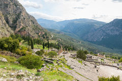 Delphi Royalty Free Stock Images
