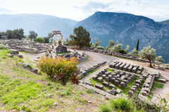Delphi Stock Photography