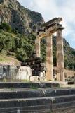 Delphi Royalty Free Stock Photo