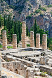 Delphi, Grece Royalty Free Stock Photography