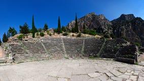 Delphi, Grecia Foto de archivo libre de regalías