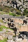 Delphi - greece Royalty Free Stock Photography