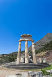 Delphi,Greece royalty free stock images
