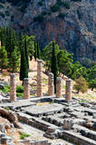 Delphi, Greece Royalty Free Stock Image