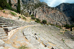 Delphi, Greece Stock Images