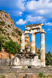 Delphi, Greece Stock Photography