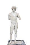delphi greece museumstaty Royaltyfria Foton