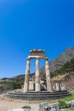 Delphi Grekland Royaltyfria Bilder