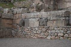Delphi museum. Greece Stock Photos