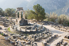 Free Delphi Oracle Greece Royalty Free Stock Image - 21405756