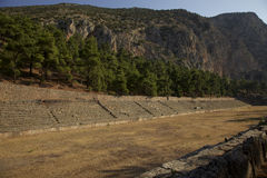 Delphi - Stadium Stock Images