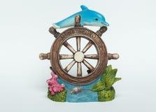 Delphin-Andenken Stockfotografie