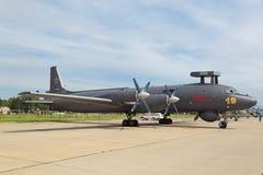 Delphin Ilyushin Il-38 Stockbilder