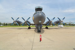 Delphin Ilyushin Il-38 Stockfotografie