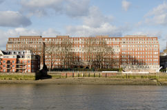 Delphin-Quadrat, London Lizenzfreies Stockbild