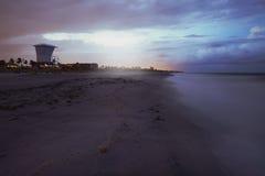 Delray Beach Photo libre de droits