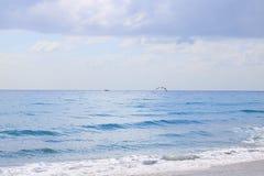 Delray plaża Obrazy Stock