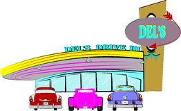 Dels diner Royalty Free Stock Photography