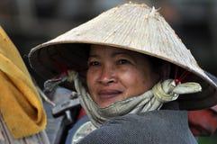 Delta湄公河越南 免版税库存照片