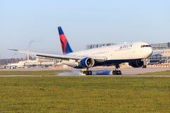 Delta 767 Imagens de Stock
