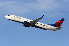 Delta Air Lines Boeing 737-800 airplane Stock Images