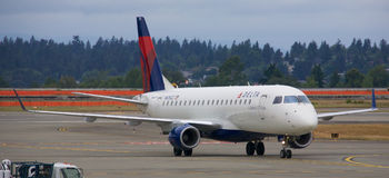 Delta Air Lines Stock Photography