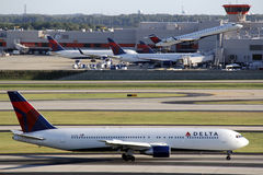 Delta Airline Stock Photos