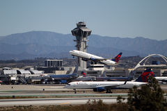 Delta Airlines Боинг 737-832 Стоковое Фото