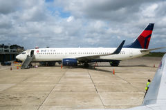 Delta airlines Stock Photo