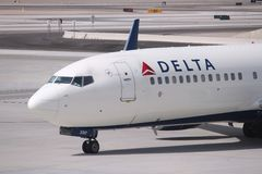 Delta Airlines Stock Photos