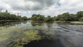 Delta de Danubio Fotos de archivo libres de regalías
