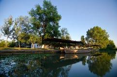 Delta de la Roumanie - du Danube photos stock