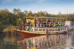 Delta de Sundarbans Fotografía de archivo libre de regalías