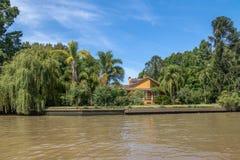 Delta de Tigre - Tigre, província de Buenos Aires, Argentina foto de stock royalty free