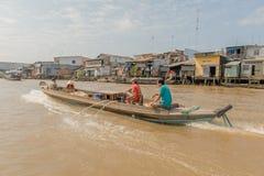 Delta de Vietnam - del Mekong Imágenes de archivo libres de regalías