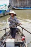 Delta del Mekong del vietnamita fotos de archivo libres de regalías