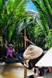 Delta del Mekong, An Giang, Vietnam Imágenes de archivo libres de regalías
