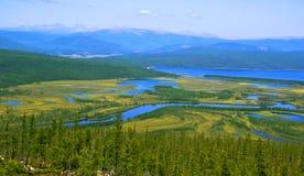 Delta del norte Foto de archivo libre de regalías