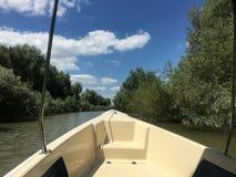 Delta di Danubio Immagini Stock Libere da Diritti