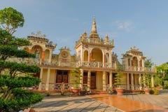Delta du Vietnam - du Mékong Images stock