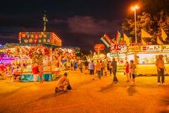Delta Fair, Memphis, TN Royalty Free Stock Image