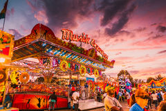 Delta Fair, Memphis, TN Royalty Free Stock Photography