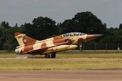 Delta francês da fatuidade da miragem 2000D da força aérea Fotografia de Stock